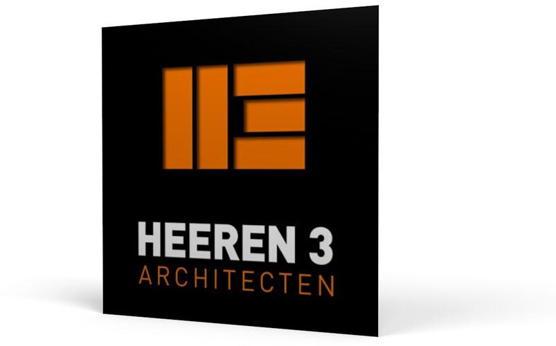 Heeren 3 Architecten logo