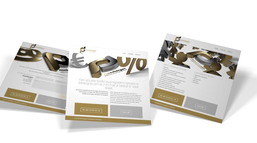 Goud en zilver website