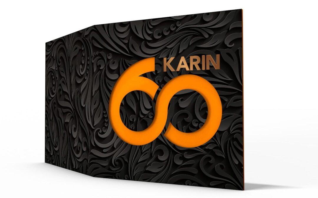 Hoera voor Karin!
